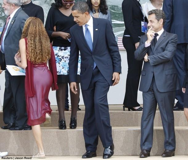 Barack Obama Contraversial Photo