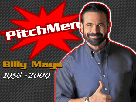 Billy Mays : Pitchman Dies at 50